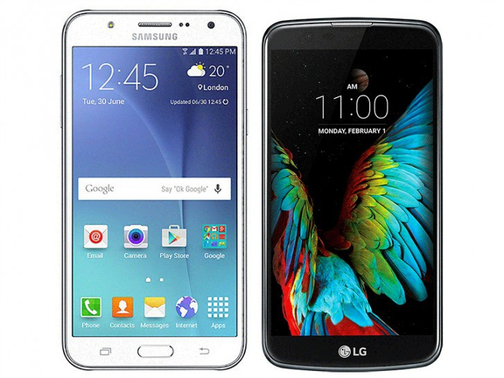 Mobile to start selling lg k10 and samsung galaxy j7 soon