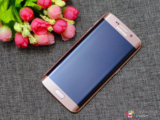 Samsung launches Pink Gold variant Galaxy S6 Edge+ in China ...